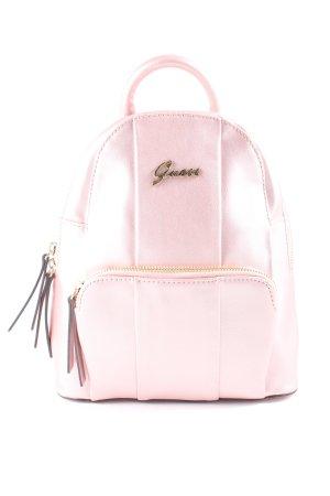 Guess Kindergartenrucksack pink Casual-Look