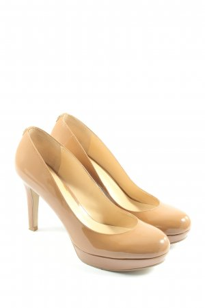 Guess Classic Court Shoe nude business style