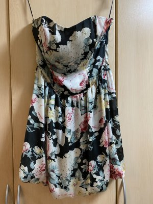 Guess Off-The-Shoulder Dress multicolored