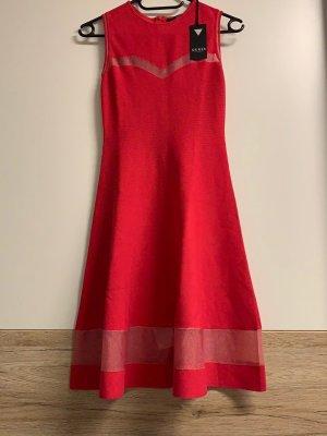 Guess Mini-jurk framboosrood