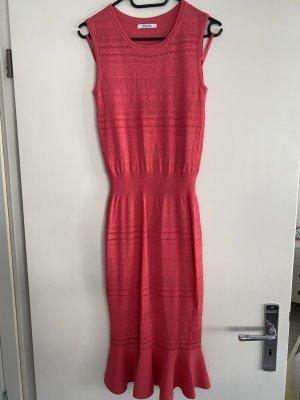 Guess Kleid Damen Pink Gr. M