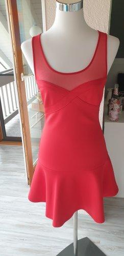 Guess Kleid Gr.34 mit Netzausschnitt neu ohne Etikett