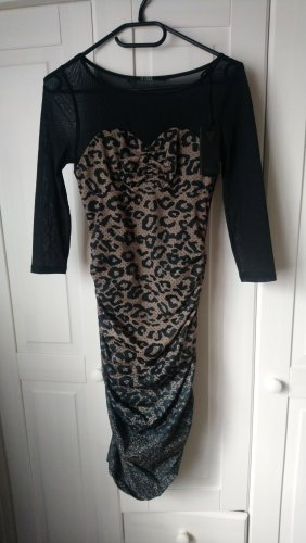 Guess Kleid mit Leo Muster