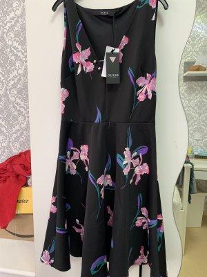 Guess Mini vestido multicolor