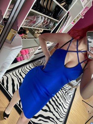 Guess Pencil Dress blue