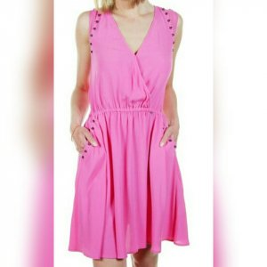 Guess A Line Dress multicolored