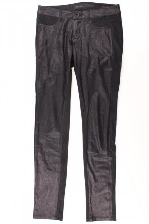 Guess Faux Leather Trousers black polyester