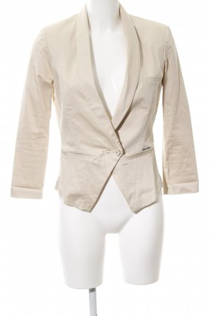 Guess Kurz-Blazer creme Business-Look