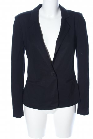 Guess Kurz-Blazer schwarz Business-Look