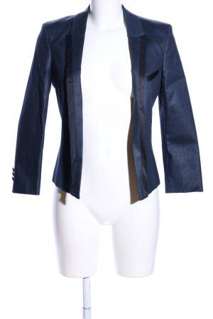 Guess Kurz-Blazer blau Elegant