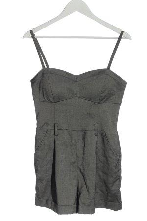 Guess Kurzer Jumpsuit light grey flecked casual look