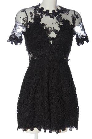Guess Kurzer Jumpsuit black elegant
