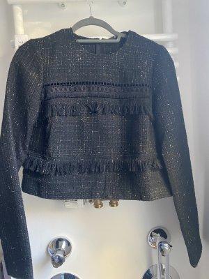 Guess kurzer Pullover