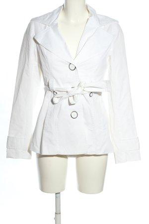Guess Cappotto corto bianco stile professionale