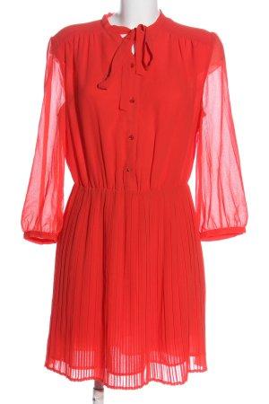 Guess Longsleeve Dress red elegant