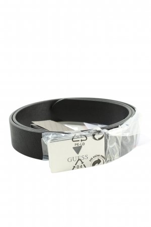 Guess Leather Belt black business style