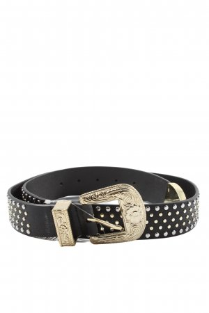 Guess Faux Leather Belt black casual look