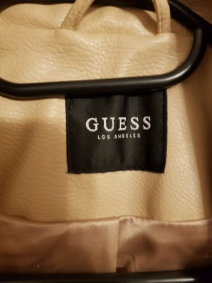 Guess Giacca in pelle multicolore