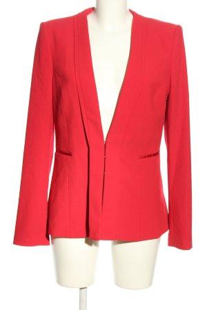 Guess Lange blazer rood zakelijke stijl