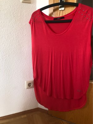 Guess Top long magenta