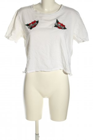 GUESS Los Angeles Cropped Shirt