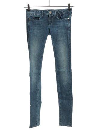GUESS Los Angeles Skinny Jeans blau Casual-Look