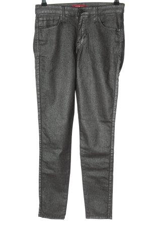 GUESS Los Angeles Slim Jeans hellgrau Casual-Look