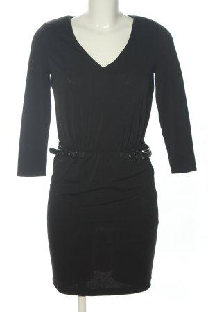 GUESS Los Angeles Sukienka ze stretchu czarny W stylu casual