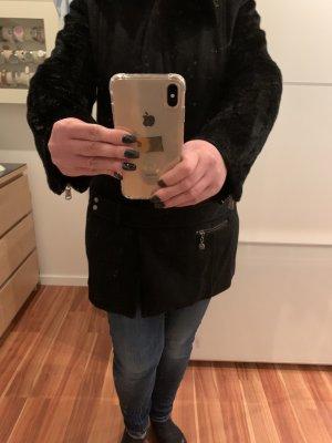 Guess Manteau en laine noir