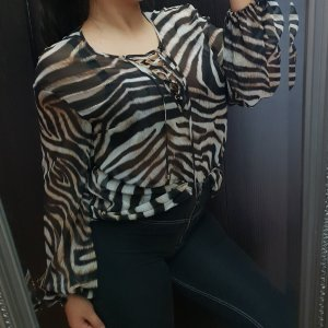 Guess Marciano Zebra Bluse