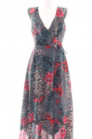 Guess Maxikleid Allover-Druck Casual-Look