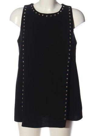 Guess Minikleid schwarz-goldfarben Casual-Look