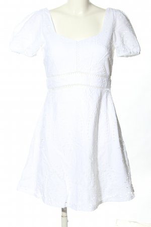 Guess Mini Dress white casual look