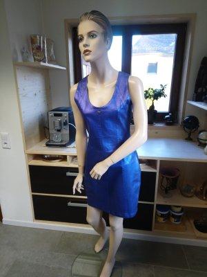 Guess minikleid Jeans perl Violett