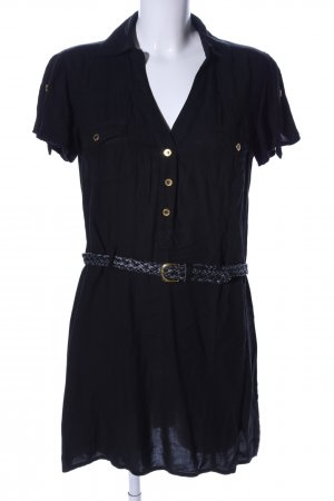 Guess Minikleid schwarz Casual-Look