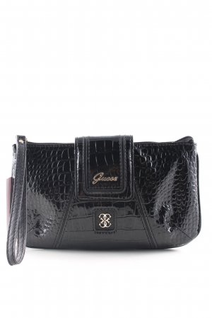 Guess Minibolso negro look casual
