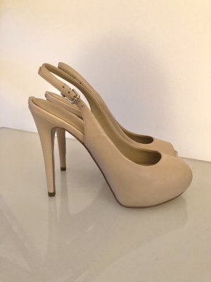 GUESS NAGELNEU  Pumps High Heels beige 36,5