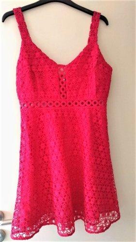 Guess - Neu -süßes Kleid rot Gr. 38