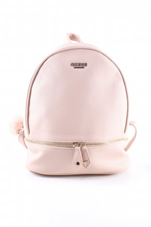 Guess Notebookrucksack wollweiß Casual-Look