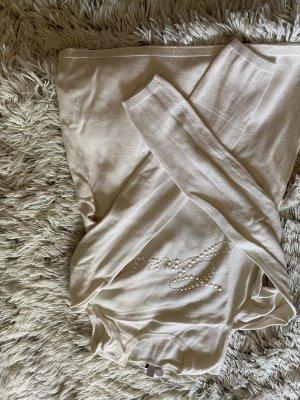 Guess Camicia lunga crema-bianco sporco
