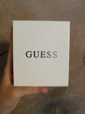 Guess Gold Earring white-gold-colored