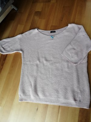 Guess, Oversize Pullover in altrosé, Gr. 36
