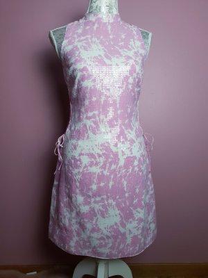 Guess Pailetten Kleid mit Schnürung S