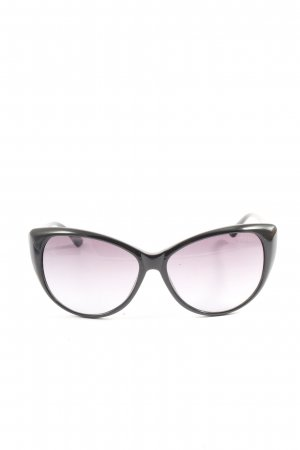 Guess Panto Glasses multicolored glittery