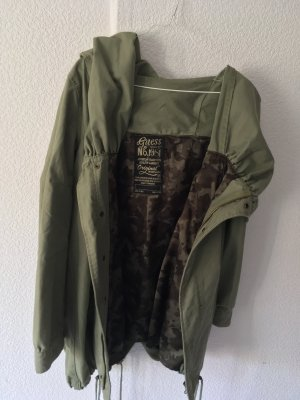 Guess Parka Military Grunge