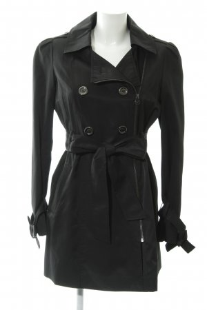 Guess Pea Coat black Brit look