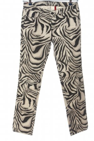 Guess Premium Hüfthose Allover-Druck Casual-Look