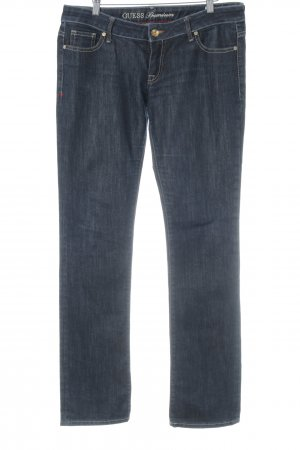 Guess Premium Hüftjeans mehrfarbig Jeans-Optik