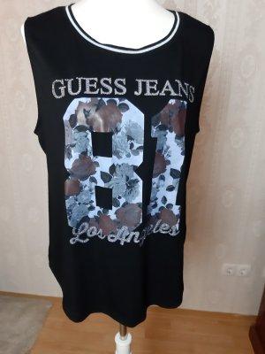 Guess Shirt met print veelkleurig Gemengd weefsel