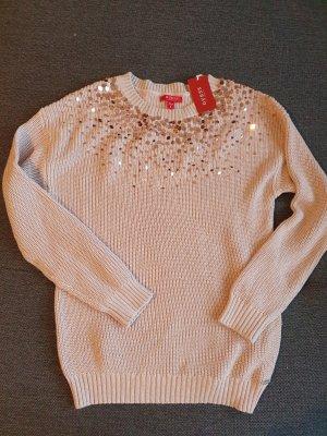 Guess pullover strickpullover rosa rosè gr. m neu